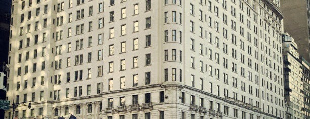 The Plaza Hotel is one of Guide to New York's best spots.