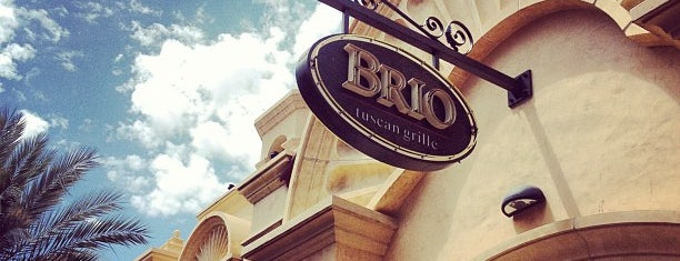 Brio Tuscan Grille is one of Great Eats!.