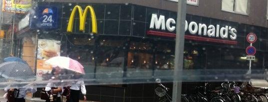 McDonald's is one of Lugares favoritos de Scott.