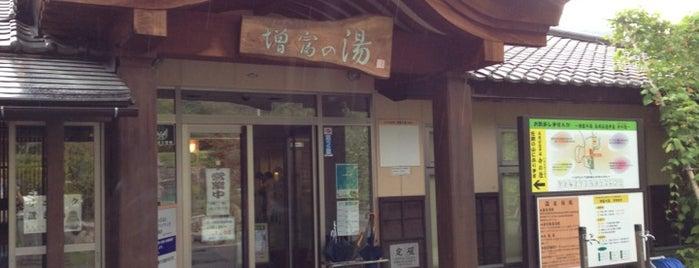 Masutomi no Yu is one of Orte, die Banzai gefallen.