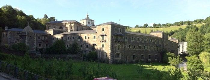 Monasterio de San Julián de Samos is one of Galicia: Lugo.