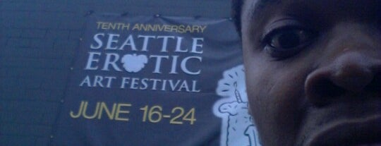 Seattle Erotic Art Festival is one of Museums.