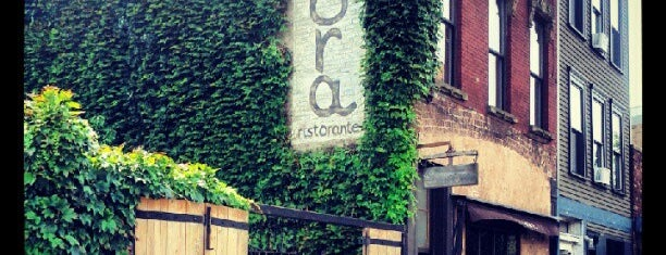 Aurora is one of NYC 2014 top brunch spots.