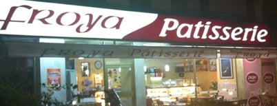Froya Patisserie is one of Cafe - Pub.