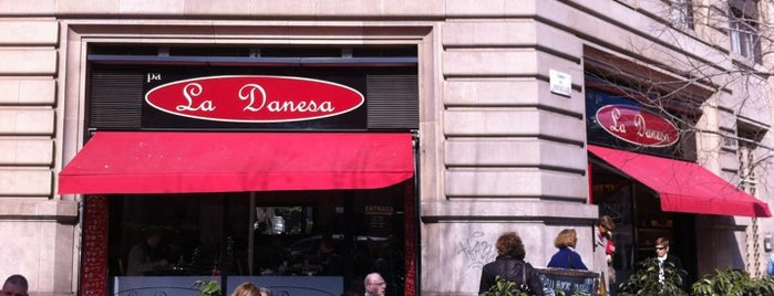 La Danesa is one of Taste it.