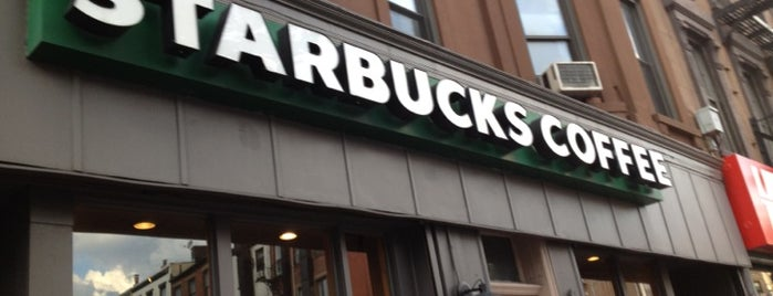 Starbucks is one of Must-visit Coffee Shops in Brooklyn.