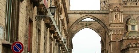 Palermo is one of Grand Tour de Sicilia.