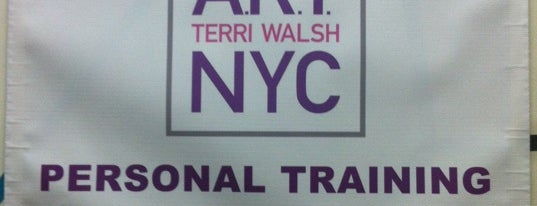 A.R.T. Studio NYC is one of Places I ♥.