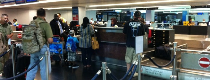 Delta Air Lines Check-in is one of Dubai.