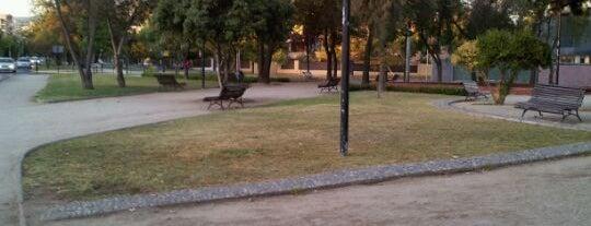 Plaza Manquehue c/ Isabel la Católica is one of สถานที่ที่ rafa ถูกใจ.