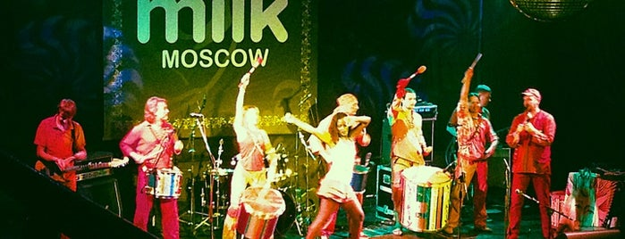 Milk Moscow is one of Must see ^^.