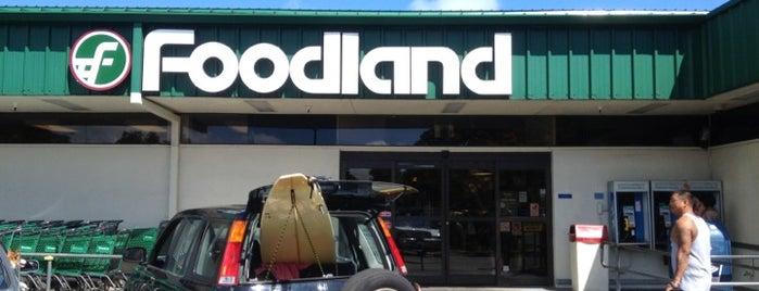 Foodland is one of Hawaii.