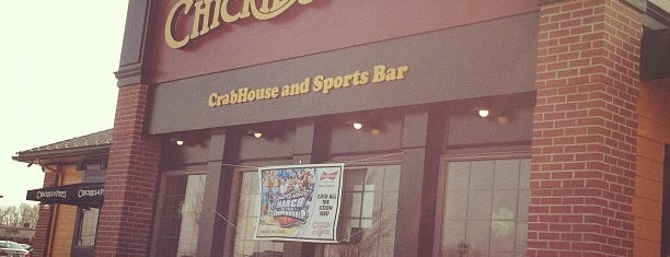 Chickie's & Pete's is one of Lieux qui ont plu à Maddie.
