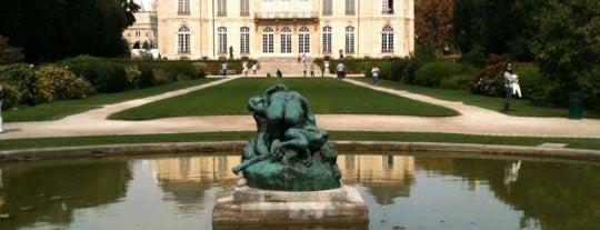 Musée Rodin is one of une semaine à Paris.