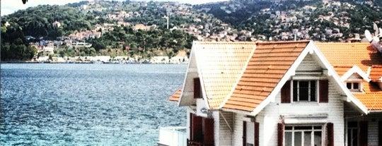 Villa Park Çay Bahçesi is one of ● cafe istanbul ®.