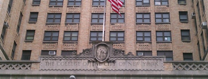 Baruch College - Lawrence & Eris Field Building is one of Xandeさんのお気に入りスポット.