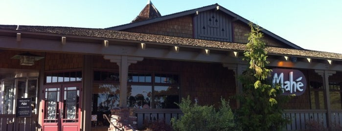 Mahe Restaurant is one of 20 favorite restaurants - California.