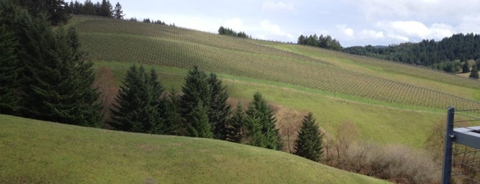 Willakenzie Estate is one of Oregon.