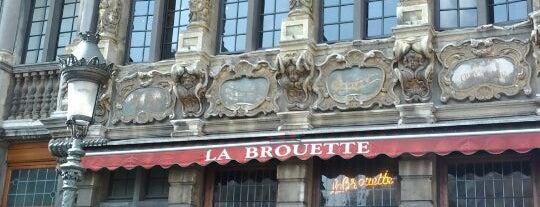 La Brouette is one of Nederlands in Brussel.