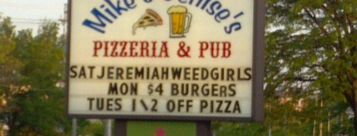 Mike & Denise's Pizzeria and Pub is one of United Mileage Plus Dining Spots.
