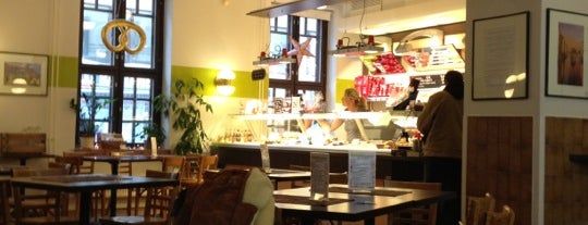 SIS. Deli + Café is one of I  BRUNCH.