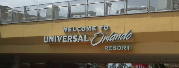 Universal Studios Florida is one of Lugares favoritos de Héctor.