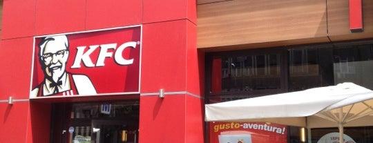 KFC is one of Ghid de București.