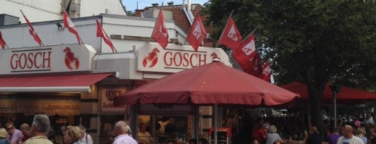Gosch Schlemmer-Eck is one of Sylt.