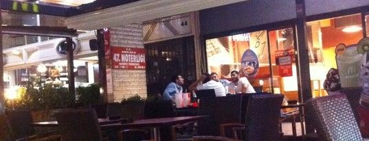McDonald's is one of Nazlican'ın Beğendiği Mekanlar.