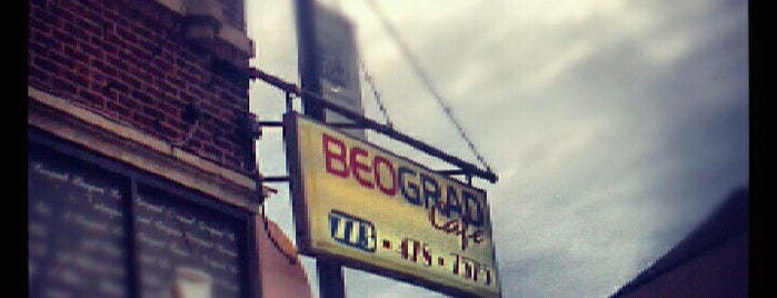 Beograd Serbian Cafe & Restaurant is one of food and drink.