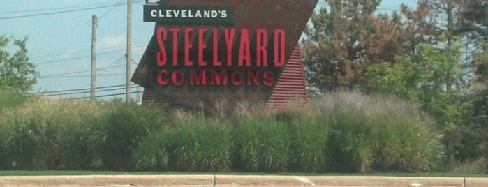 Cleveland's Steelyard Commons is one of Malls.