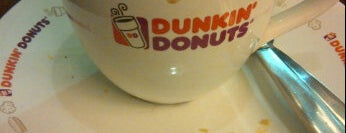 Dunkin' Donuts is one of Schmear Badge.