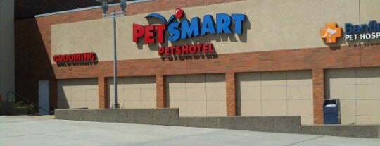 PetSmart is one of more to do list.