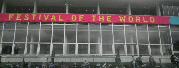 Royal Festival Hall is one of Unsere TOP Empfehlungen für London.
