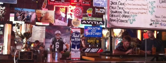 The Tilted Stick is one of SD Bars.