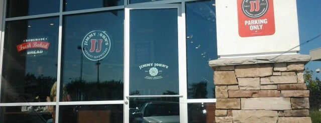 Jimmy John's is one of Melindaさんのお気に入りスポット.
