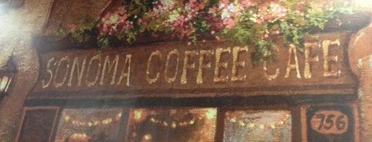 Sonoma Coffee Cafe is one of AtomicApril'in Kaydettiği Mekanlar.
