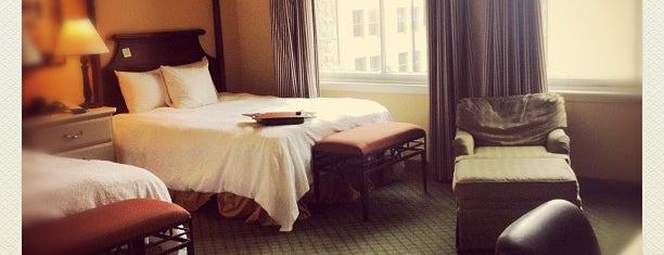 Hampton Inn & Suites is one of NOLA.