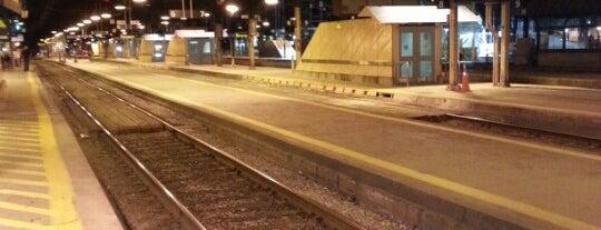 Union Station Platform 5 is one of Toronto 2012.