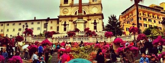 Scalinata di Trinità dei Monti is one of Best places.