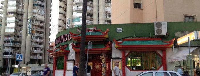 Gran Mundo is one of Rincones de Málaga.