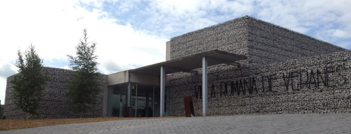 Villa Romana De Veranes is one of สถานที่ที่บันทึกไว้ของ Giovanna.
