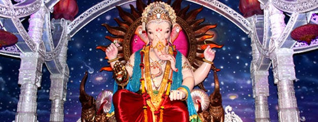 Sarvajanik Shree Ganeshotsav Mandal (Khetwadi Ganraj) is one of Mumbai's Most Popular Ganesh Mandals.