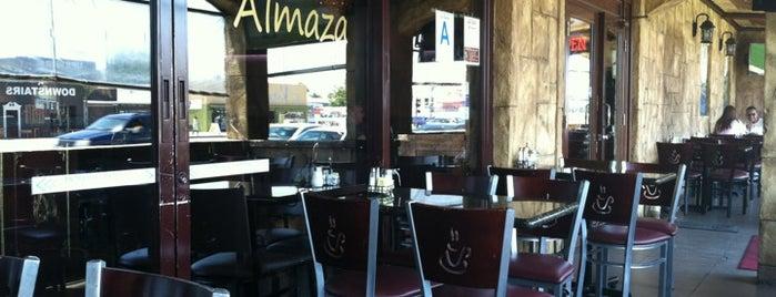 Almaza Restaurant is one of Los Angeles.