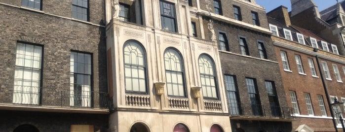 Sir John Soane's Museum is one of An Aussie's fav spots in London.