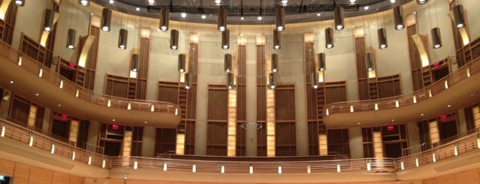 The Music Center at Strathmore is one of DMV.