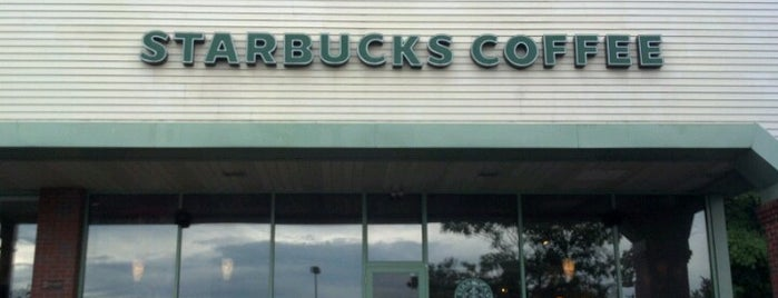 Starbucks is one of Charlotte's Liked Places.