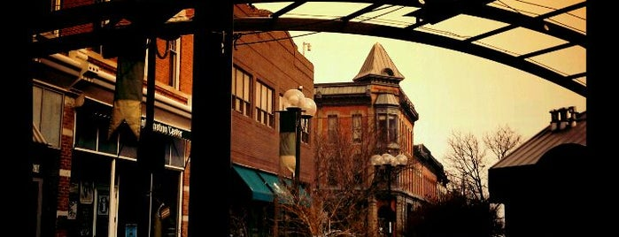 Old Town Square is one of Denver / Cheyenne / Fort Collins.