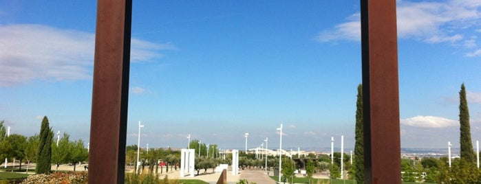 Parque Juan Carlos I is one of The Best Of Madrid.