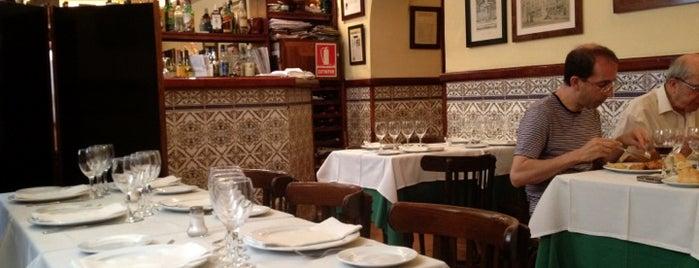 Casa Marta is one of Madrid - Restaurantes.